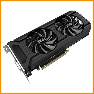 Palit GeForce GTX 1060 Dual, 6GB